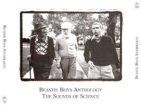 Beastie Boys – Anthology: The Sounds Of Science