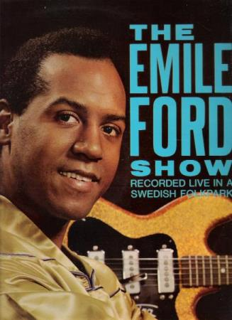 EMILE FORD.-SHOW-RECORDED LIVE IN A SWEDISH FOLKPARK.