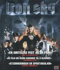 IRON SKY (2012) (SCIENCE FICTION) (BLU-RAY)