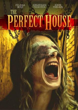 THE PERFECT HOUSE (2013) (FELISSA ROSE) (HORROR) (DVD)
