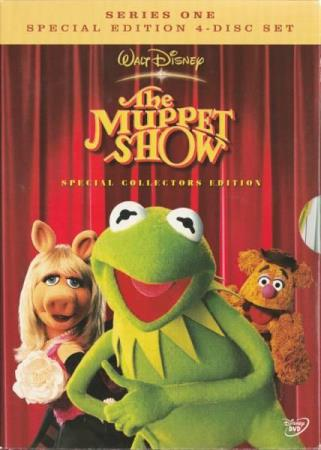 The Muppet Show Special Collectors Edition 4DVD Sesong 1