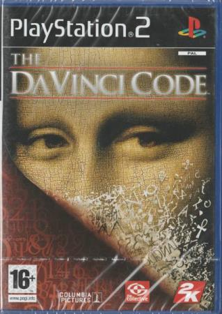 The Da Vinci Code PS2 Playstation 2 (Forseglet)