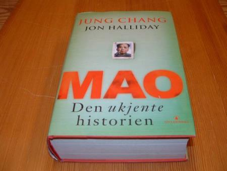 Jung Chang/Jon Halliday : MAO