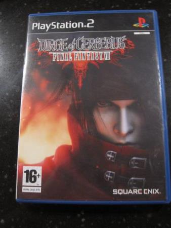 PS2 - Final Fantasy VII: Dirge of Cerberus