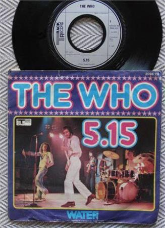 THE WHO – 5.15 / Water