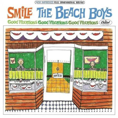The Beach Boys ‎– Smile Sessions