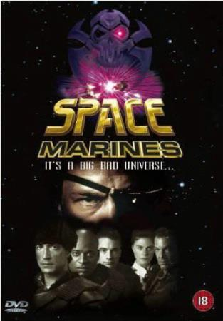 SPACE MARINES (1996) (SCIENCE FICTION) (DVD)