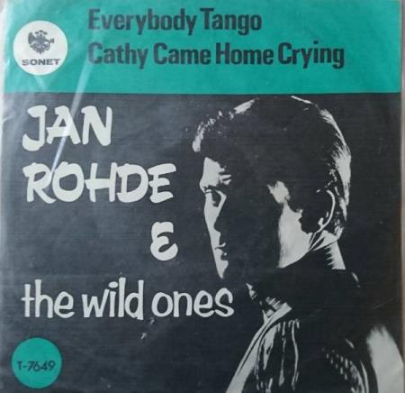 Jan Rohde & The Wild Ones - Everybody Tango  1967?
