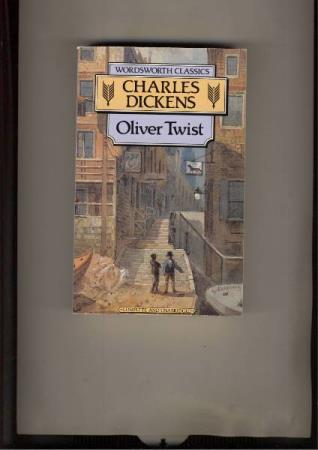 Charles Dickens Oliver Twist  Wordsworth Classics 1992