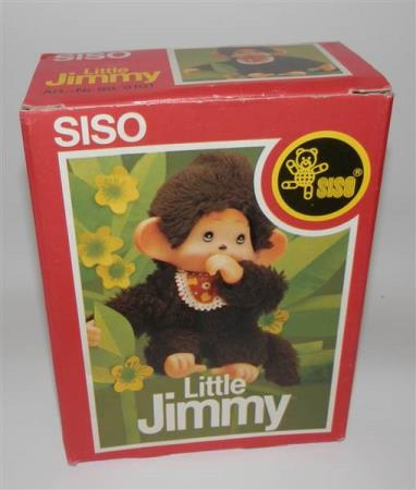 9498 - Ubrukt Little Jimmy fra Siso i original eske