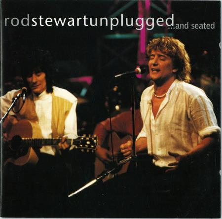 Rod Stewart - Unplugged ...And Seated - CD