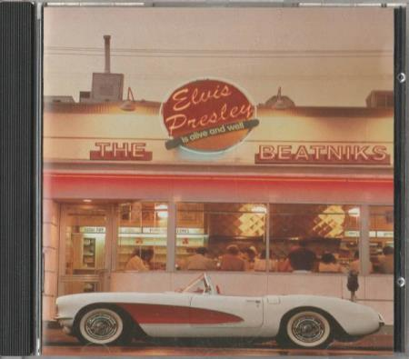 The Beatniks - Elvis Presley Is Alive And Well CD 1996