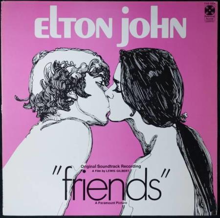 ELTON JOHN: Friends (US orig soundtrack)