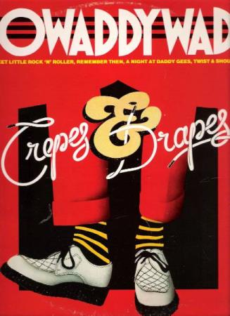 SHOWADDYWADDY.-CREEPES AND DRAPES.-1979.