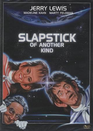 SLAPSTICK OF ANOTHER KIND (1984) (JERRY LEWIS) (DVD)