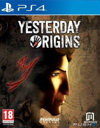 YESTERDAY ORIGINS (PLAYSTATION 4) (PS4)