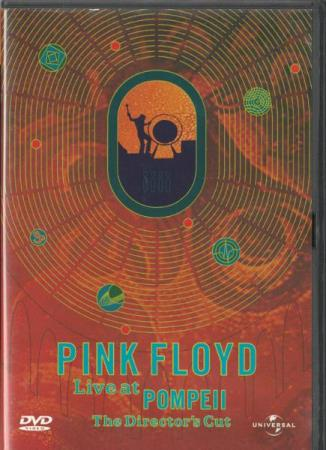 Pink Floyd Live At POMPEII The Directors Cut DVD