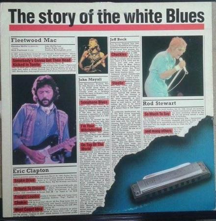 The Story Of The White Blues - CD - Eric Clapton John Mayall