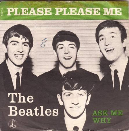 The Beatles ‎– Please Please Me / Ask Me Why