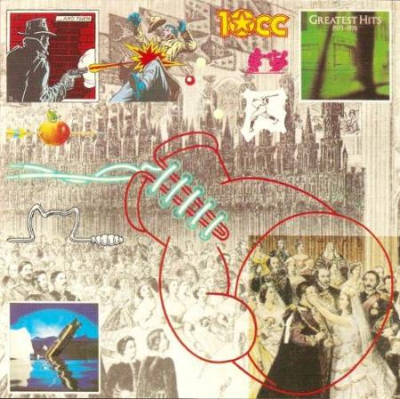 10cc - Greatest Hits 1972-1978  - CD