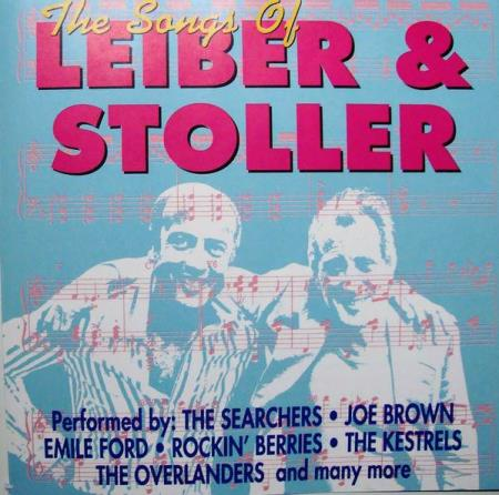 The Songs Of Leiber & Stoller - CD The Searchers Elvis
