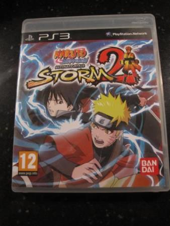 PS3 - Naruto: shippuden ultimate ninja storm 2