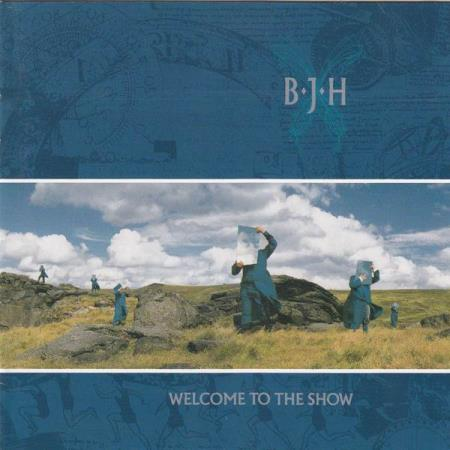 B.J.H. - Welcome To The Show - CD - Barclay James Harvest