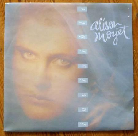 ALISON MOYET  -  INVISIBLE / HITCH HIKER