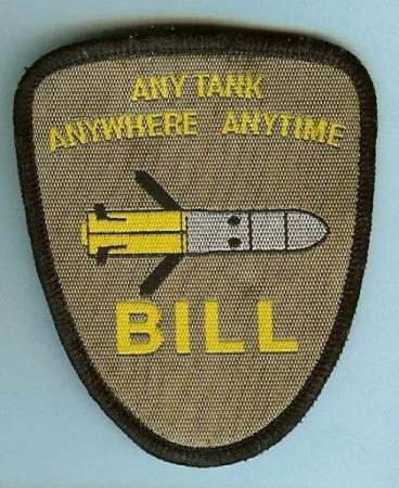 BILL - Any Tank - Anywhere - Anytime - flott tøymerke