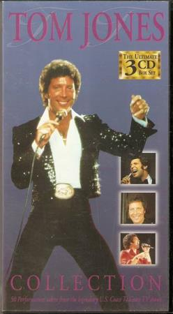 Tom Jones - Collection - 3CD