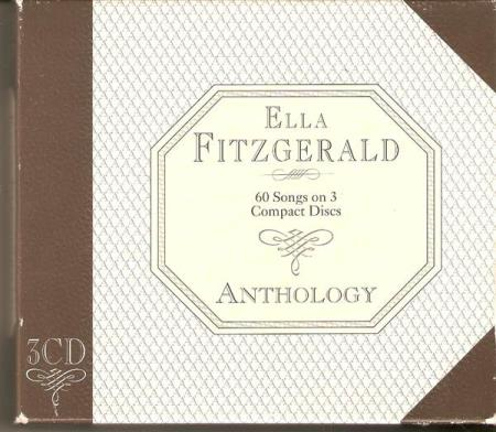 Ella Fitzgerald - Anthology - 3CD