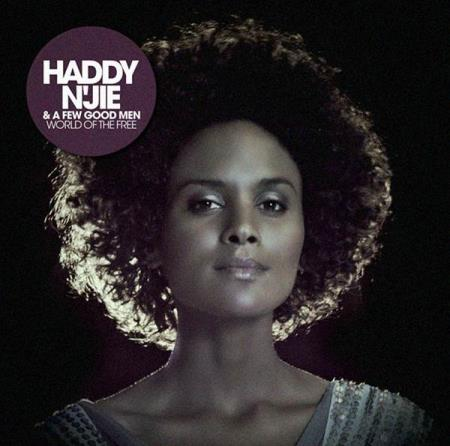 Haddy NJie & A Few Good Men - World Of The Free -  CD