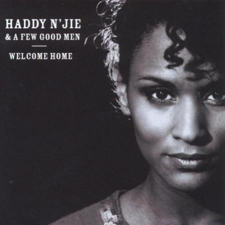 Haddy NJie & A Few Good Men - Welcome Home -  CD