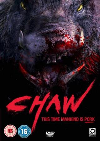 CHAW (2009) (HORROR COMEDY) (DVD)