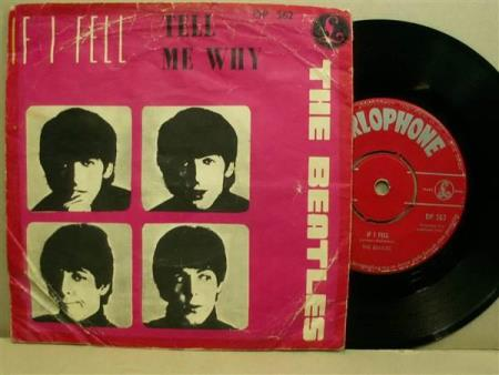 THE BEATLES:  If I Fell