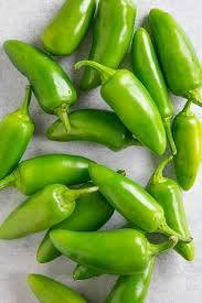 CHILLI PEPPER JALAPENO
