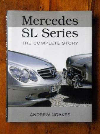 Mercedes SL Series- The Complete History