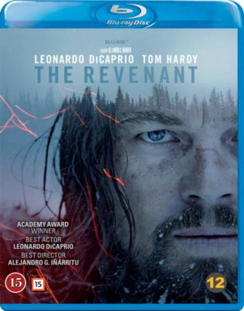 THE REVENANT (2015) (L.DiCAPRIO/TOM HARDY) (BLU-RAY)