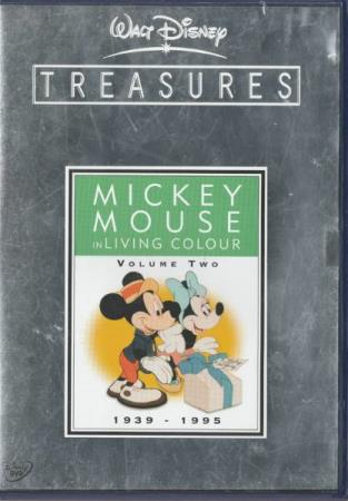 Mickey Mouse In Living Color Volume Two DVD (Dobbel DVD)
