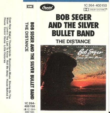 BOB SEGER AND THE SILVER BULLET BAND.-1982.
