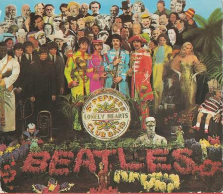 The Beatles - Sgt. Peppers Lonely Hearts Club Band CD