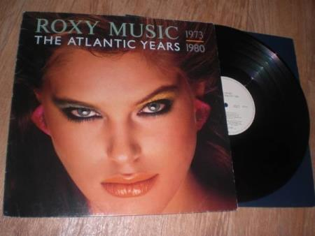 !! Roxy Music ‎– The Atlantic Years 1973 - 1980 !!