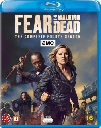 FEAR THE WALKING DEAD - SESONG 4 (2018) (5 DISC) (BLU-RAY)