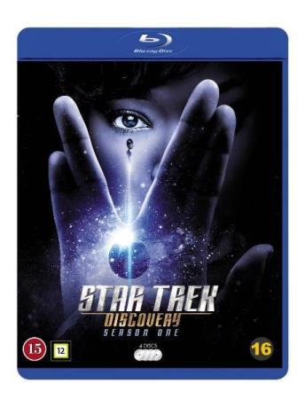 STAR TREK DISCOVERY - SESONG 1 (2017) (5 DISC) (BLU-RAY)
