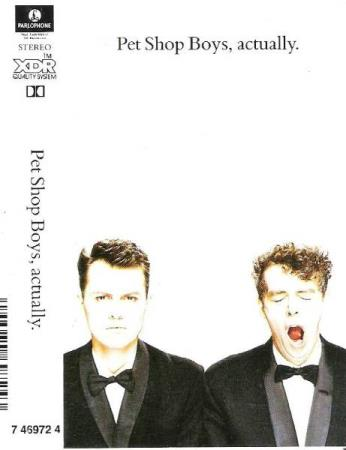 PET SHOP BOYS.-ACTUALLY.-1987.