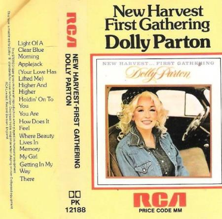 DOLLY PARTON.-NEW HARVEST  FIRST GATHERING.