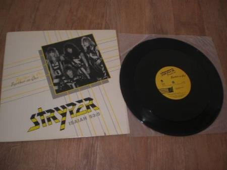 ! Stryper ‎– Together As One,12 Maxi  Hard Rock, Heavy Metal