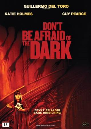 DON`T BE AFRAID OF THE DARK (2011) (HORROR) (DVD)
