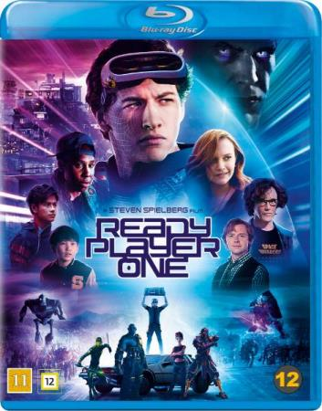 READY PLAYER ONE (2017) (SCIENCE FICTION) (BLU-RAY)