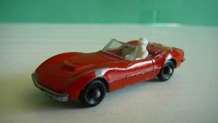 Corvette - Lone Star Tuf Tots - Made in England